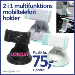 2 i 1 multifunktions mobiltelefon holder