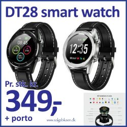 DT28 smart watch